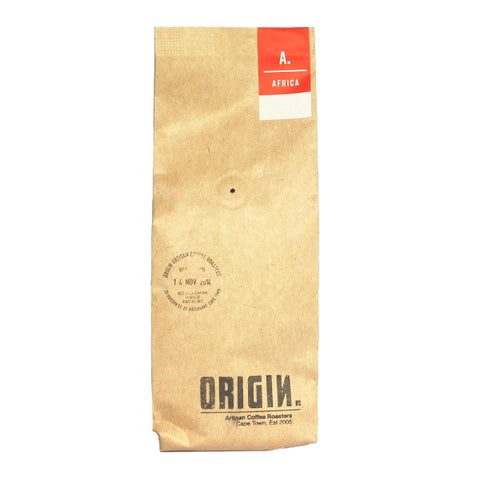 Origin Uganda White Nile Organic Coffee Beans