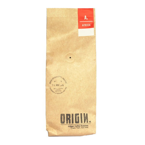 Origin Coffee Roasting - Rwanda Coffee Beans