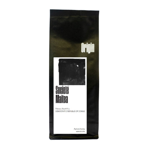 Origin Coffee Roasters DRC Congo Societe Maitea