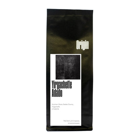 Origin Coffee Roasting - Ethiopia Yirgacheffe Adado Washed Coffee Beans