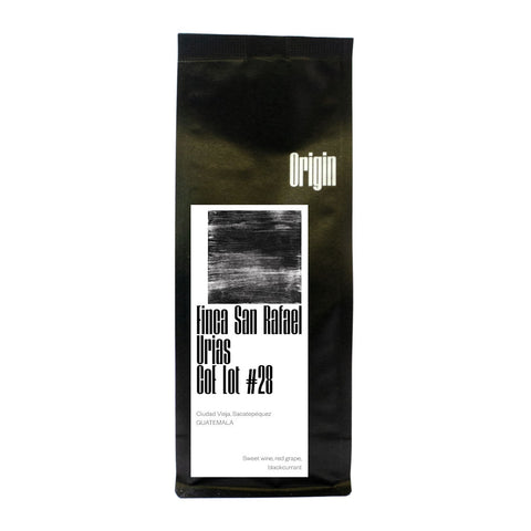 Origin Coffee Roasting - Guatemala Finca San Rafael Urias CoE Lot #28 Coffee Beans