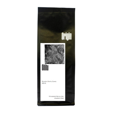 Origin Coffee Roasters Kenya Gititu