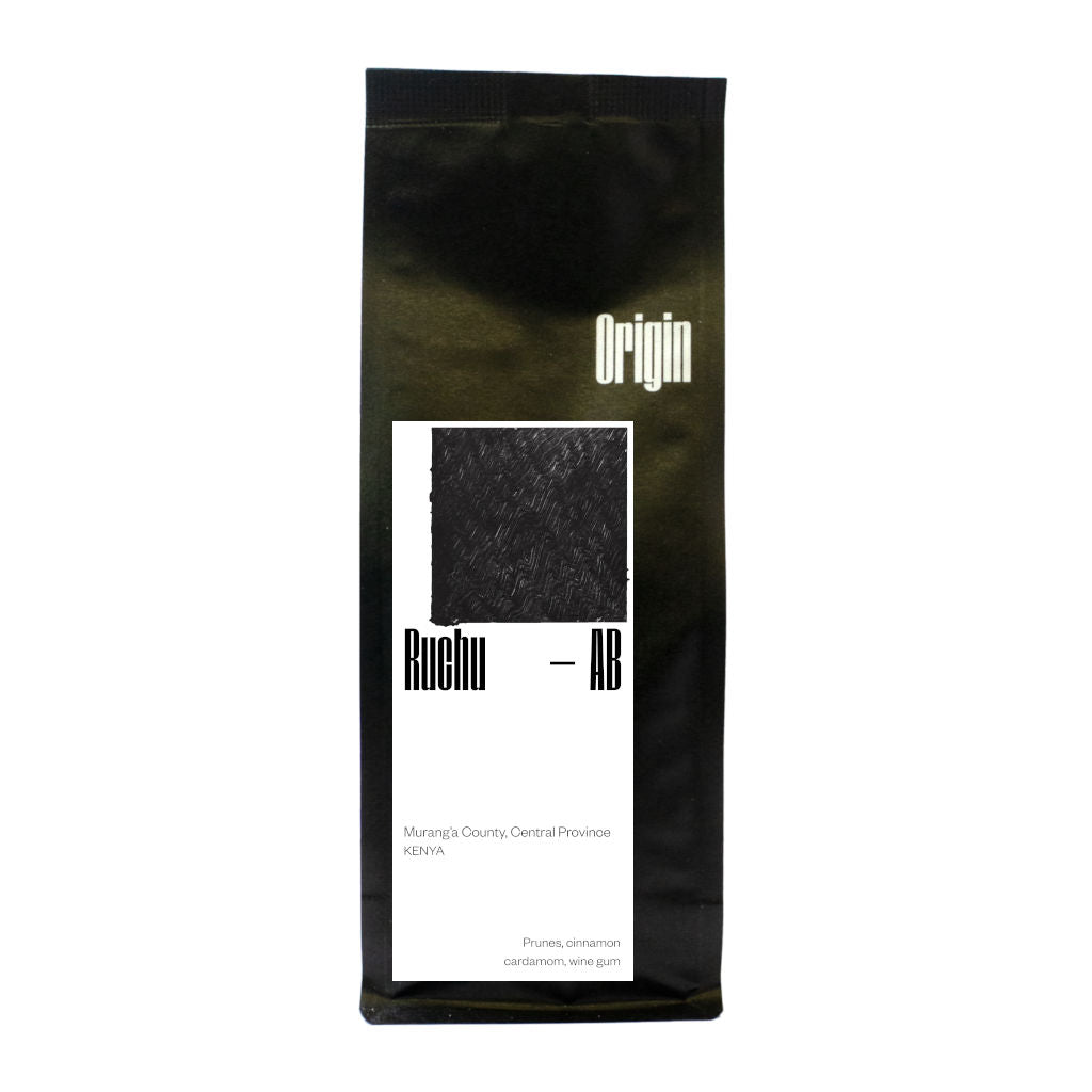 Origin Coffee Roasting - Kenya Ruchu AB Coffee Beans