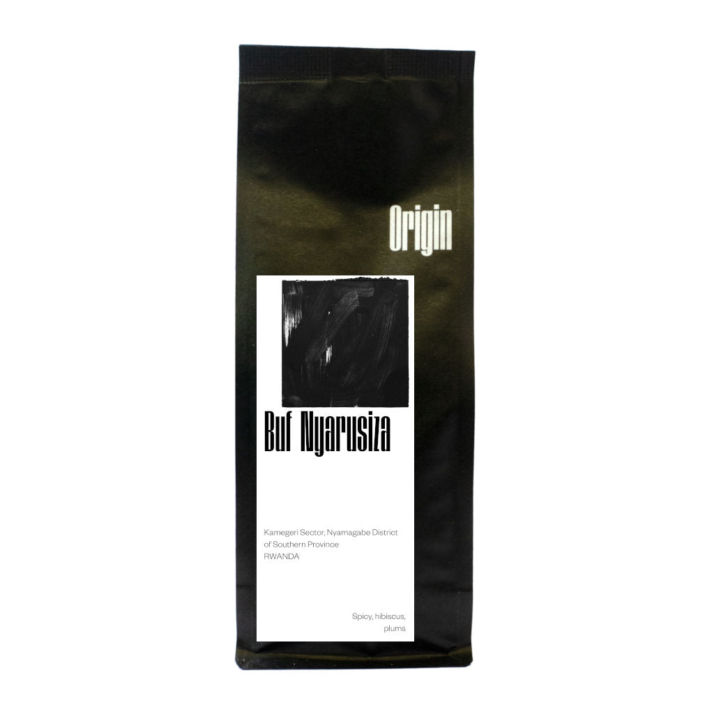 Origin Coffee Roasting - Rwanda Buf Cafe Nyarusiza Coffee Beans