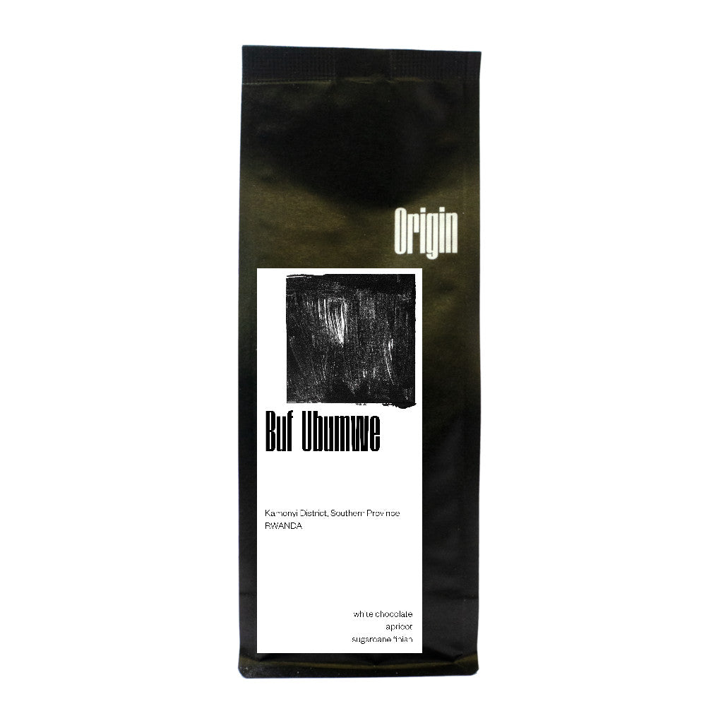 Origin Coffee Roasting Rwanda Buf Umbuwe Coffee Beans