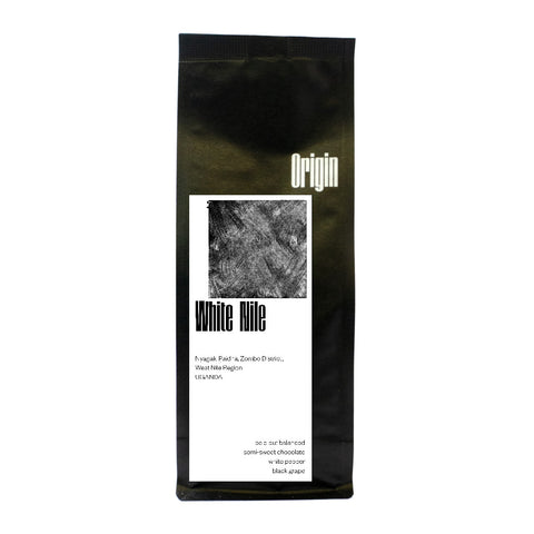 Origin Coffee Roasting Uganda White Nile Coffee Beans
