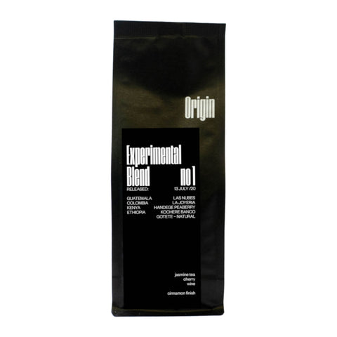 Origin Coffee Roasting - Experimental Blend No1