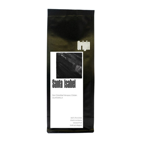 Origin Coffee Roasting - Guatemala Finca Santa Isabel