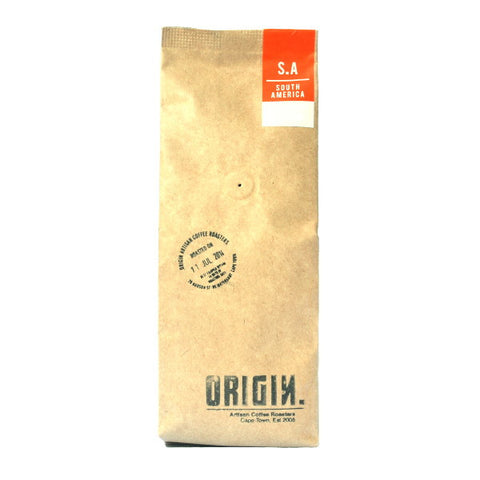 Origin Coffee Roasting - Peruvian Bag Of Coffee Beans
