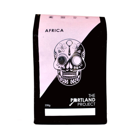 Portland Project African Coffee Beans