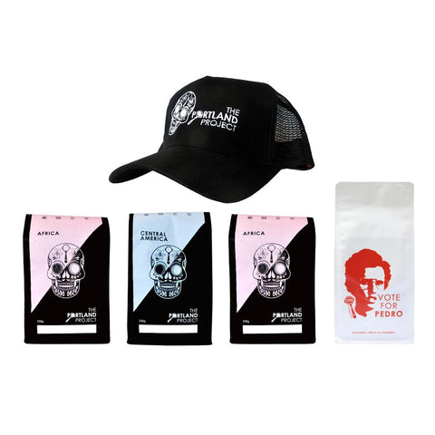 Portland Project Bundle with free gift