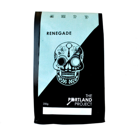 Portland Project Renegade Seasonal Coffee Beans