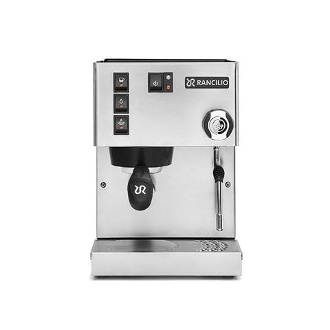 Rancilio Silvia V6 Steel Espresso Machine