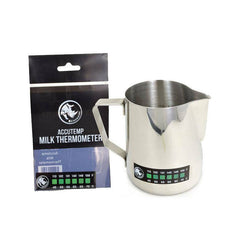 Rhino Coffee Gear Accutemp Stick On Thermometer With Jug