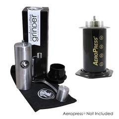 Rhinowares Compact Hand Grinder With Packaging