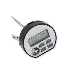 Rhinowares Digital Milk Frothing Thermometer Top View