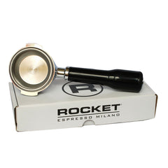 Rocket Naked Portafilter On Box