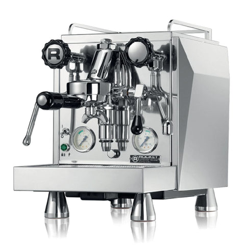 Rocket Giotto Type V Espresso Machine Front Angle
