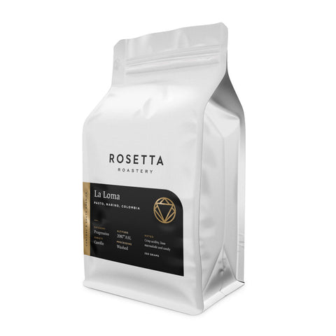Rosetta Roastery Colombia La Loma Coffee Beans