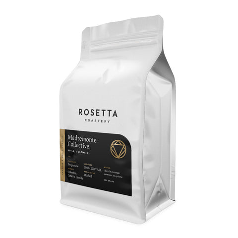 Rosetta Roastery Colombia Madremonte