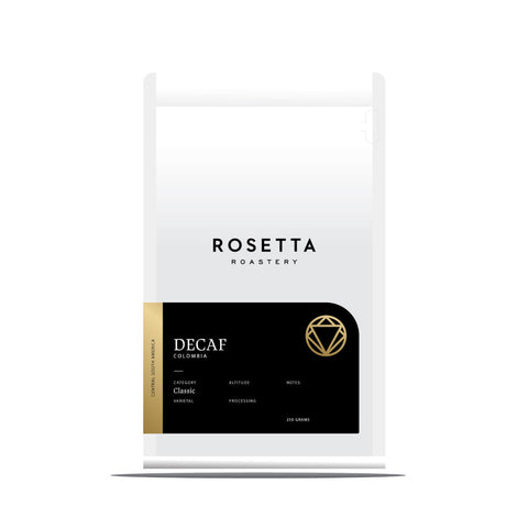 Rosetta Roastery - Colombia Decaf coffee beans