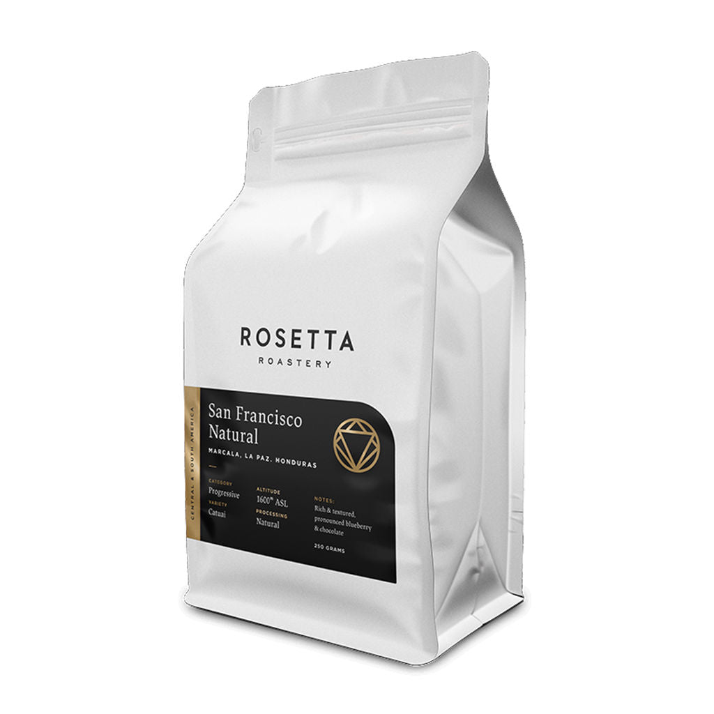 Rosetta Roastery Honduras Coffee Bag