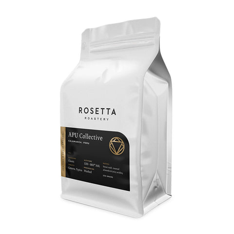 Rosetta Roastery Peru Coffee Bag