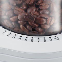 Severin Coffee Grinder Consistency Setting