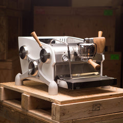 Slayer Espresso Single Group Machine White