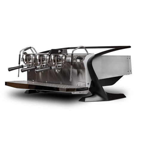 Slayer Steam EP Commercial Espresso Machine 3 Group Front Angle
