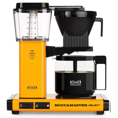 Technivorm MoccaMaster Pepper Yellow