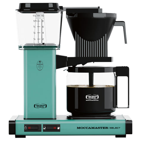 Technivorm MoccaMaster Turquoise