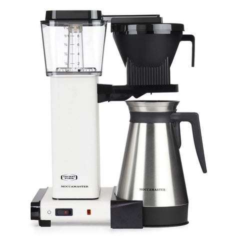 Technivorm MoccaMaster Thermos Filter Coffee Machine Cream