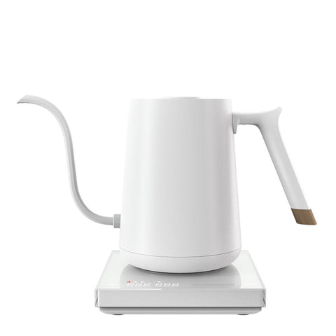 Timemore variable temperature electric kettle white