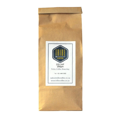 Tribe Decaf coffee beans