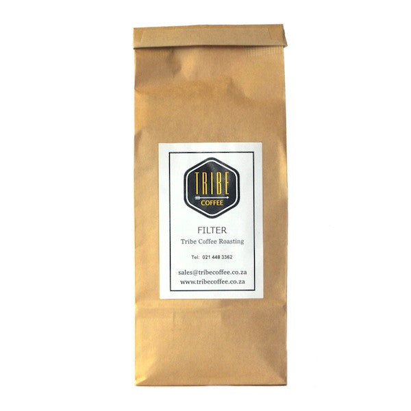 Tribe Coffee Filter Blend coffee beans