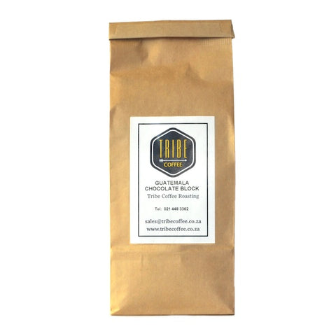 Tribe Guatemala Chocolate Block coffee beans
