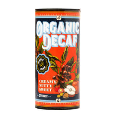 Tribe Coffee Roasters Organic Decaf Tin