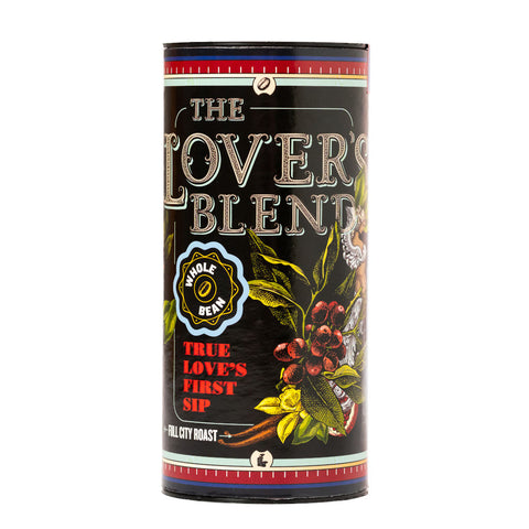 Tribe Coffee Roasters The Lover's Blend Tin