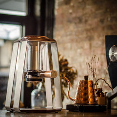 Trinity ONE Brewer With Hario Copper Kettle