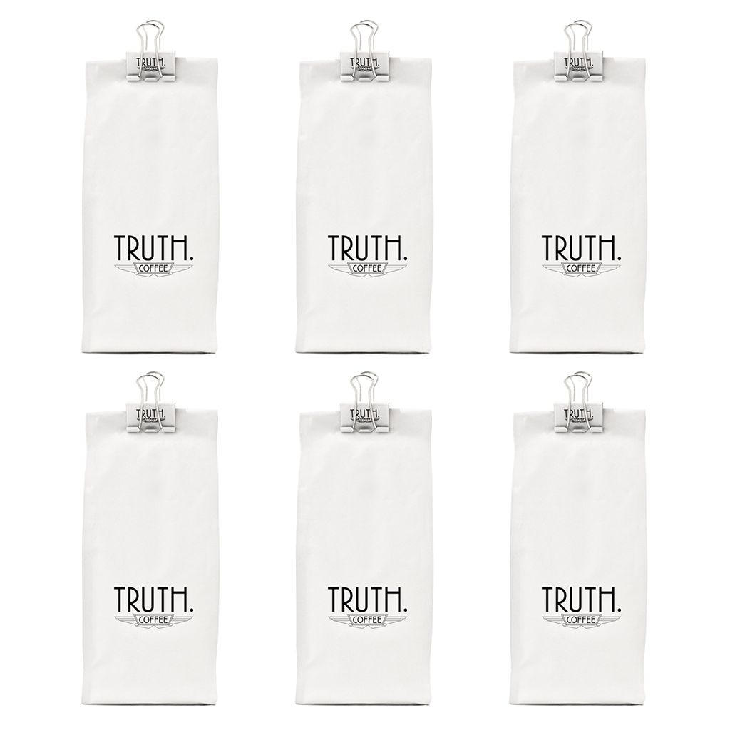 Nothing But The Truth 6 Bag Coffee Bean Bundle