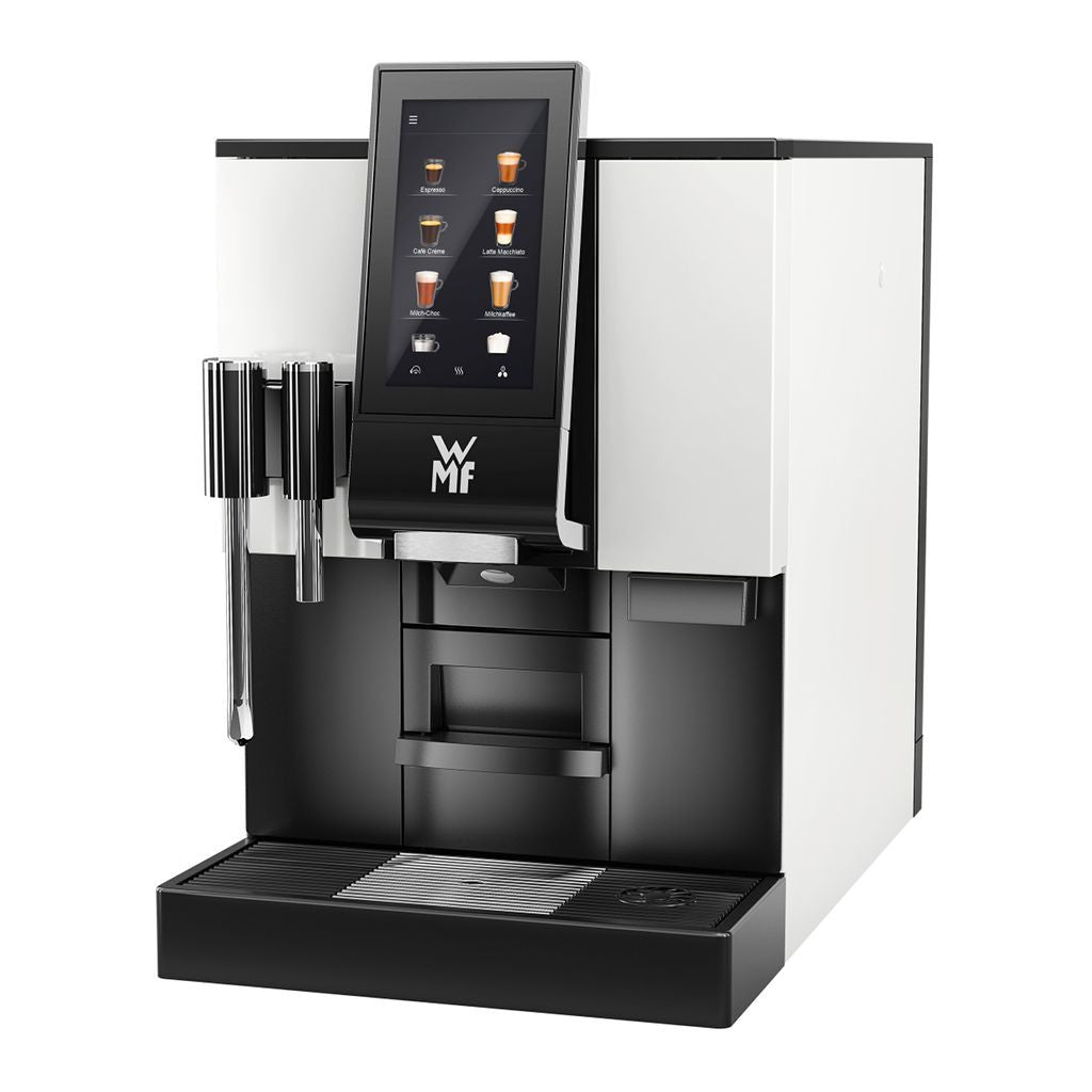 wmf 1100s bean to cup coffee machine small medium. Black Bedroom Furniture Sets. Home Design Ideas