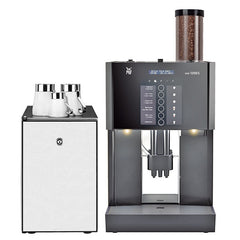 WMF 1200S Bean To Cup Coffee Machine With Milk Fridge