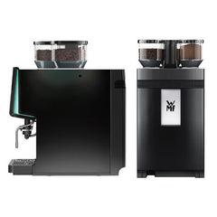 WMF 1500S Bean To Cup Coffee Machine Side & Back
