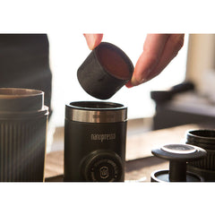 Nanopresso Barista Kit Double Basket