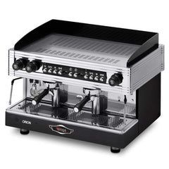 Wega Orion 2 Group Commercial Automatic Espresso Machine Black Front