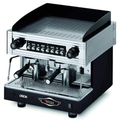 Wega Orion Compact 2 Group Commercial Automatic Espresso Machine Black Front