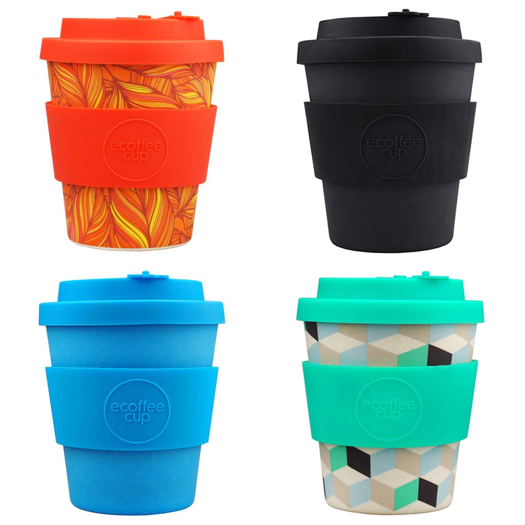 eCoffee Cup - The Natural Reusable Coffee Cup / Travel Mug