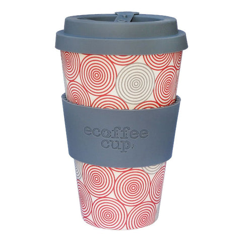 eCoffee Cup Swirl 400ml