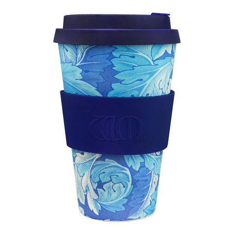 William Morris eCoffee Cup 400ml Acanthus